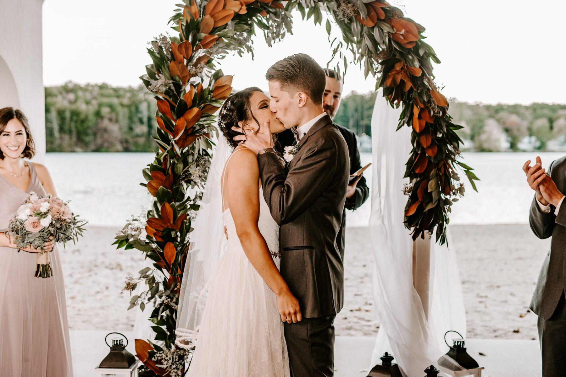 Lake Pearl Wrentham Wedding Olga and Caleb Blueflash Photography 21