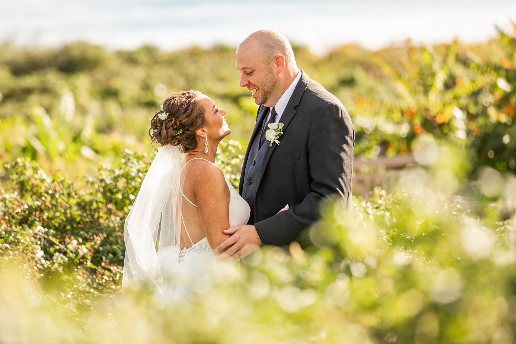 Ocean House Westerly Wedding Jessica and Mike Blueflash Photography 3