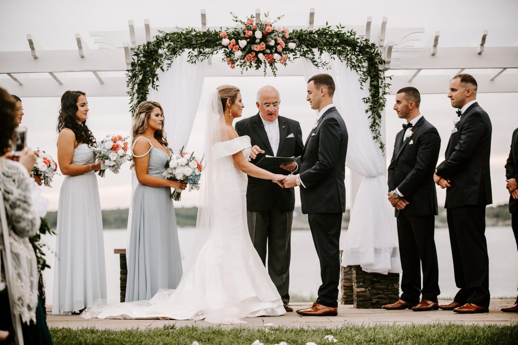 OceanCliff Newport Wedding Carley and Brian Blueflash Photography 20