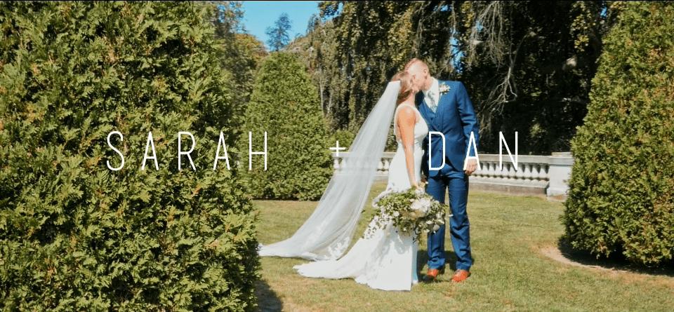 Private Newport Wedding Sarah and Dan Blueflash Photography