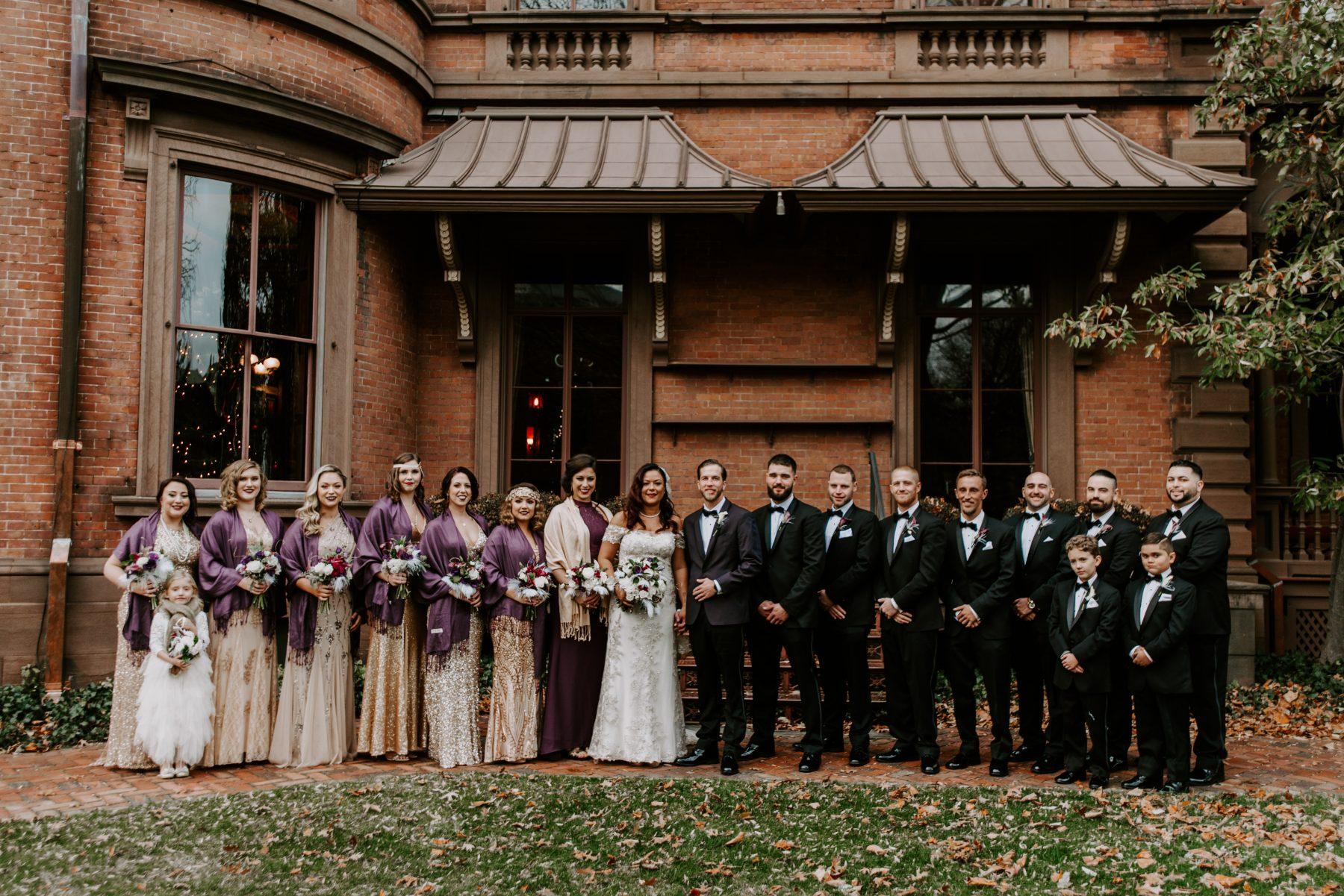 Providence G Providence Wedding Michaela and PJ Blueflash Photography 10