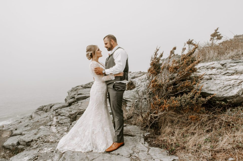 Lorrie and Ed | Castle Hill Newport Elopement