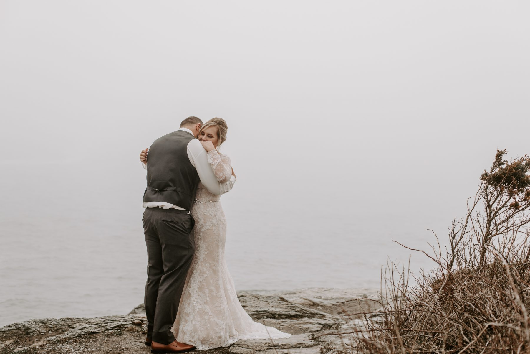 Castle Hill Newport Elopement Lorrie and Ed Blueflash Photography 20