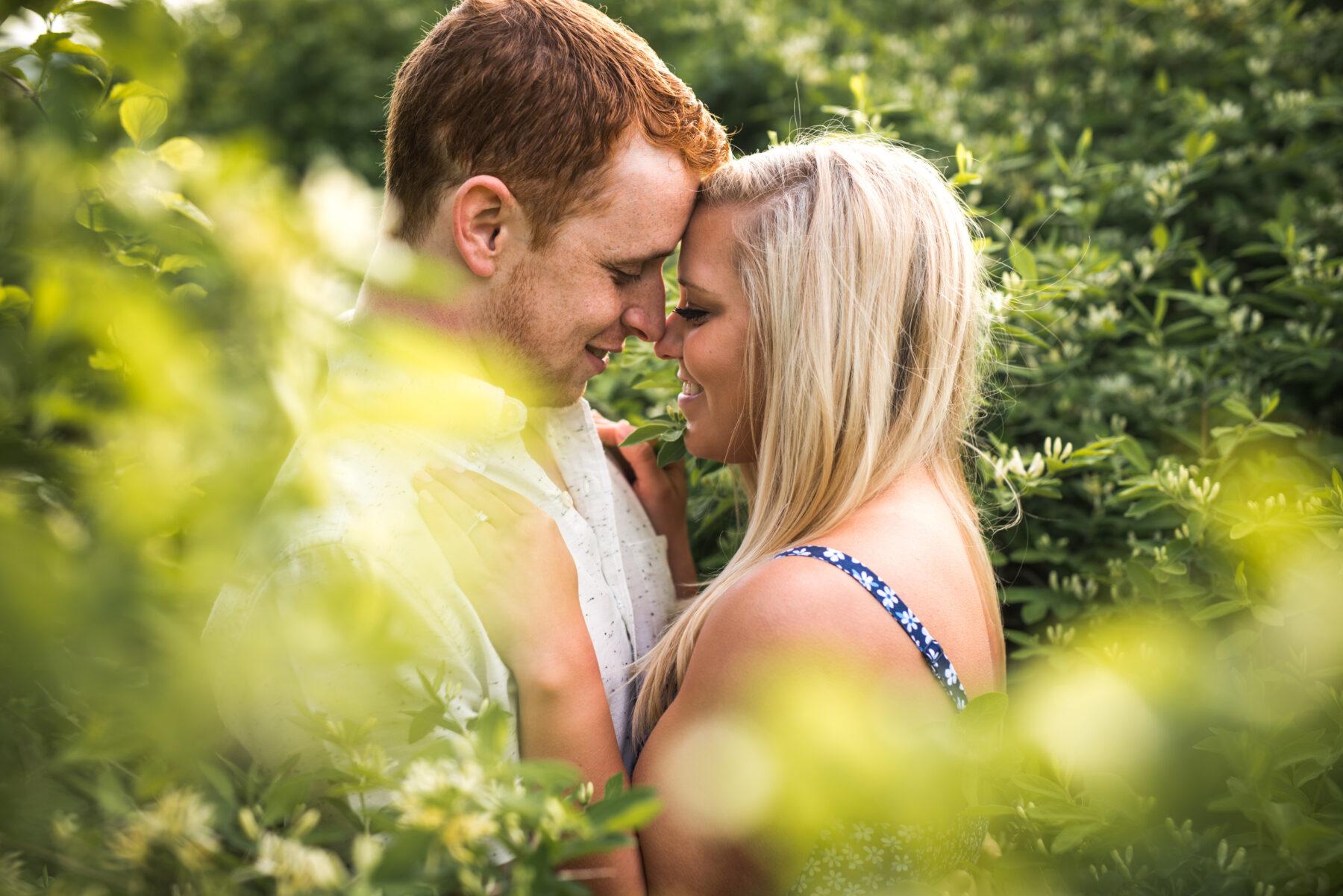 Castle Hill Newport Engagement Danielle and Craig Blueflash Photography 12