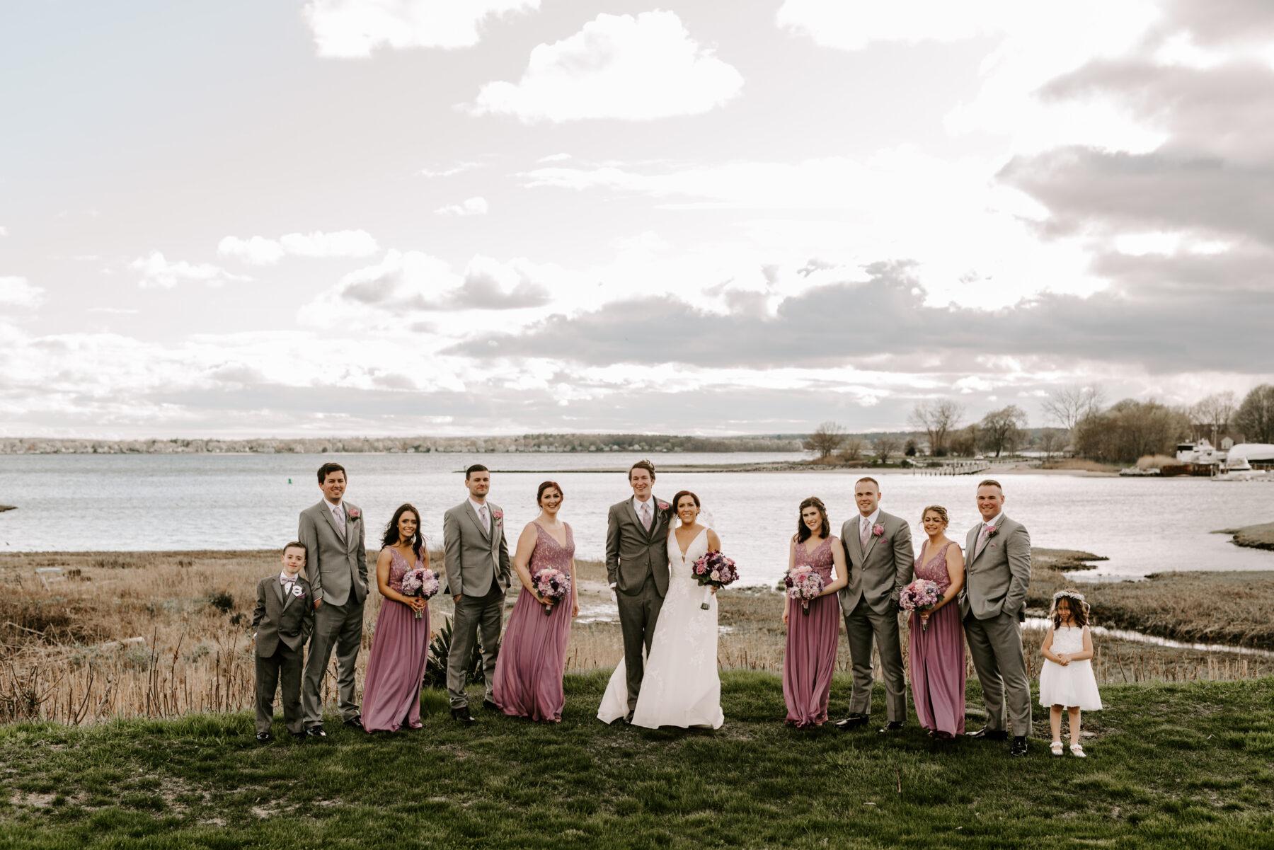 Harbor Lights Warwick Wedding Erin and Matt Blueflash Photography 20