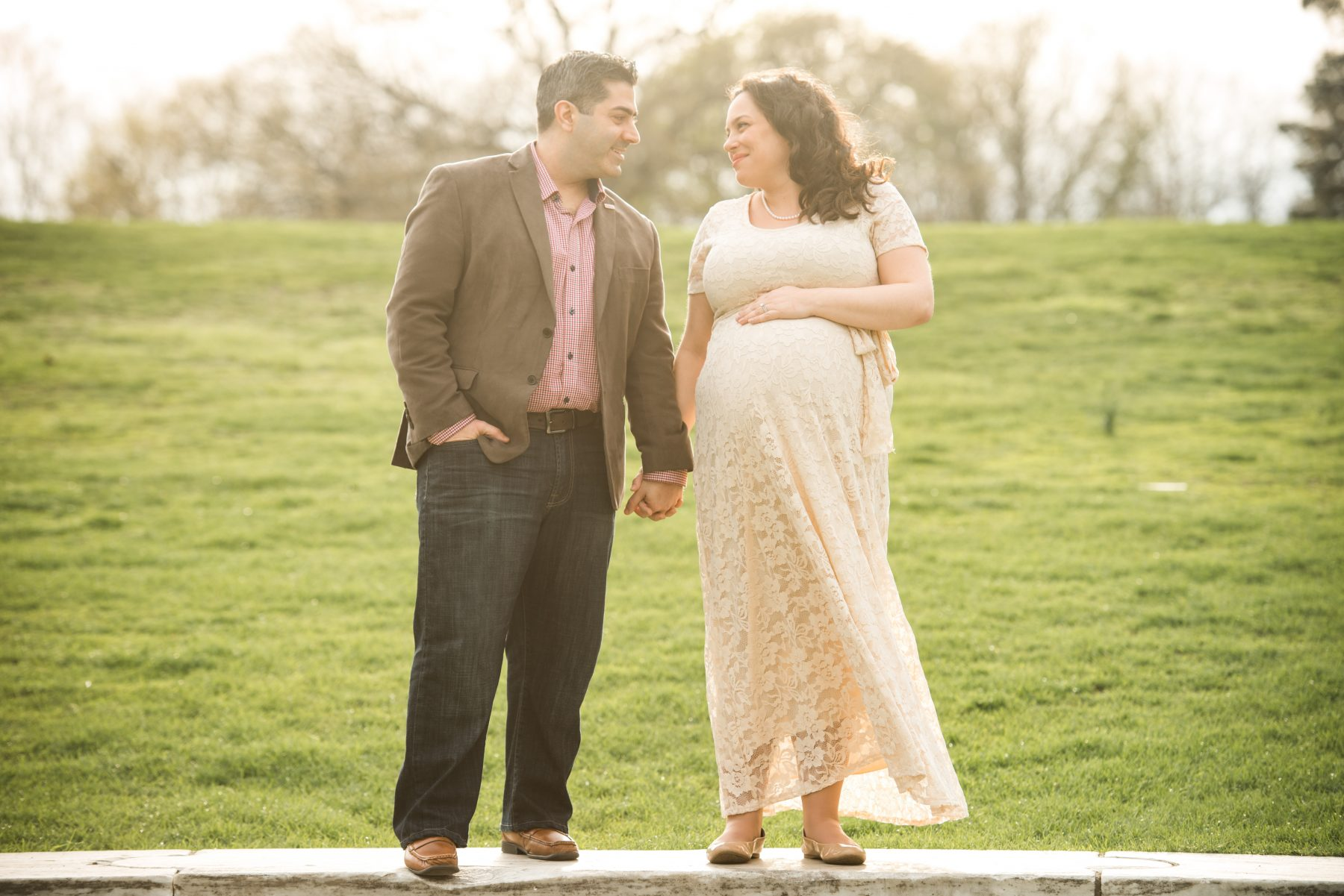 Roger Williams Providence Maternity Marissa and Mike Blueflash Photography 8