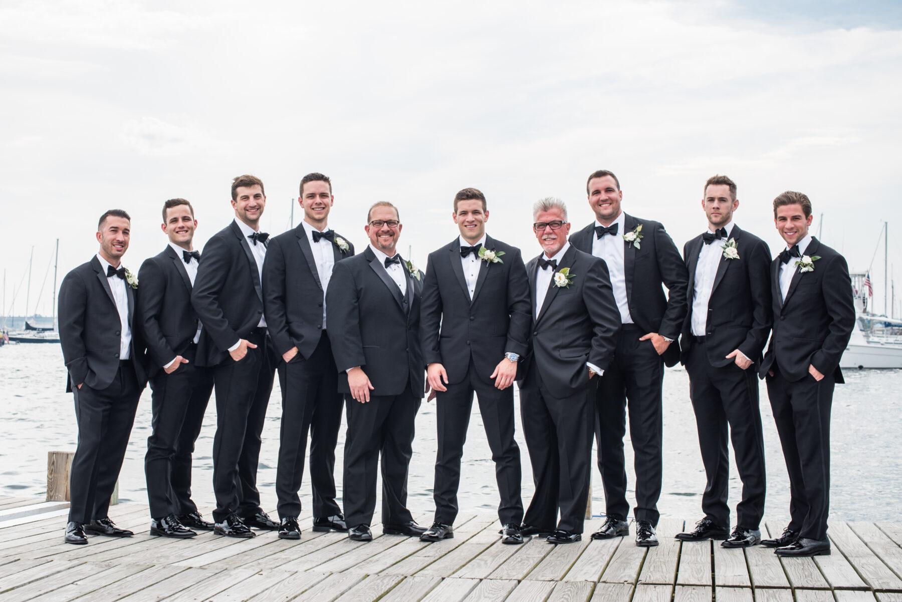Bohlin Newport Wedding Kara and Tim Blueflash Photography 9