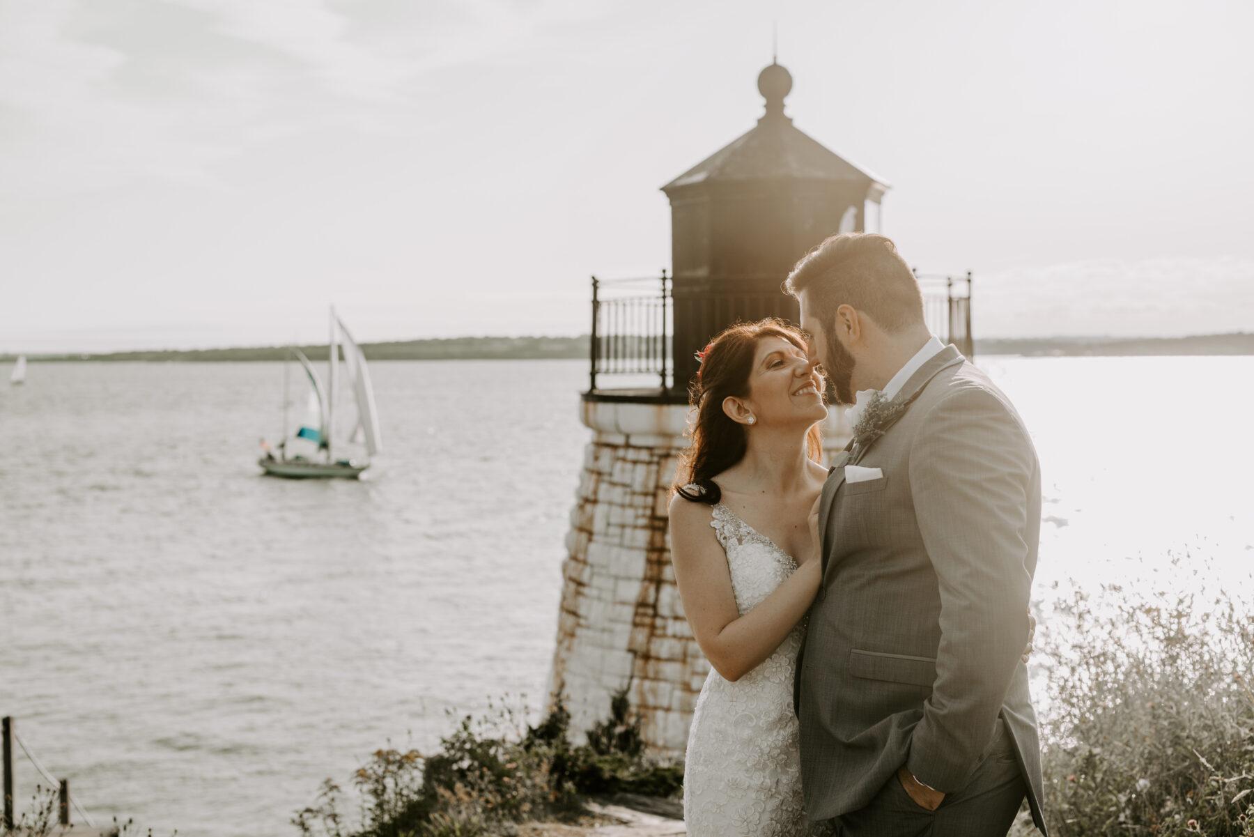 Castle Hill Newport Wedding Liz and Mike Blueflash Photography 15
