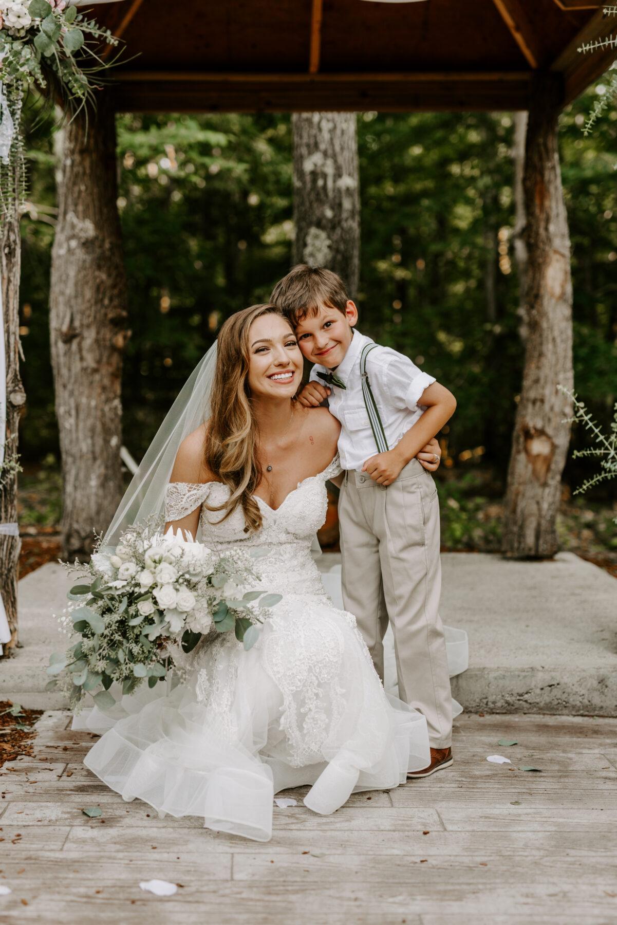 Five Bridge Inn Rehoboth Wedding Katie and Enrique Blueflash Photography 14