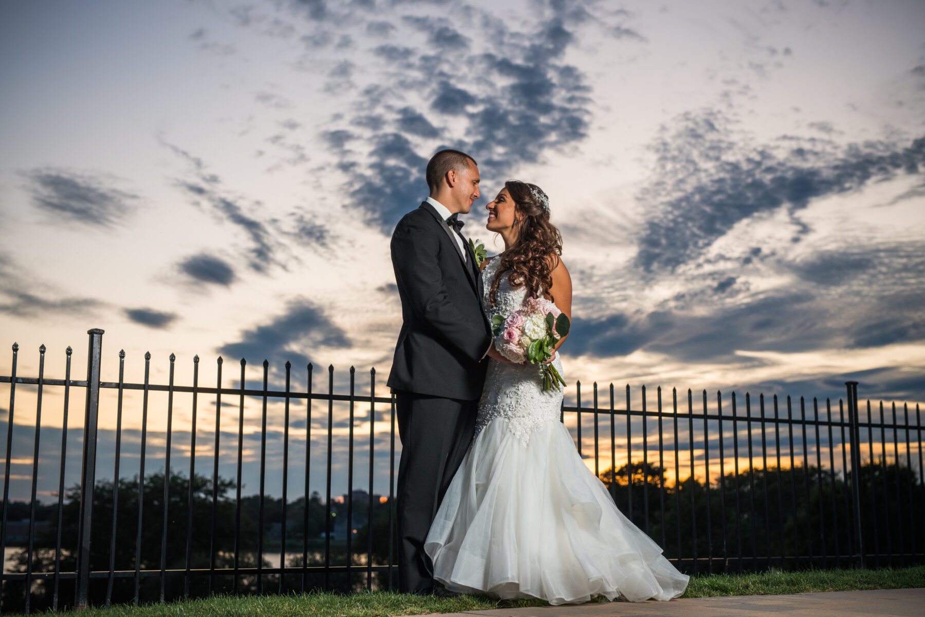 Atlantic Resort Newport Wedding Katie and Jason Blueflash Photography 5