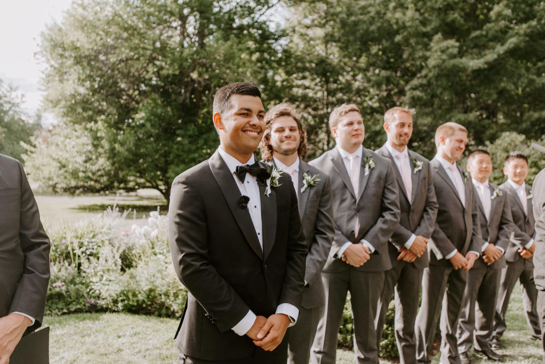 Blithewold Wedding Miranda and Nick Blueflash Photography 13