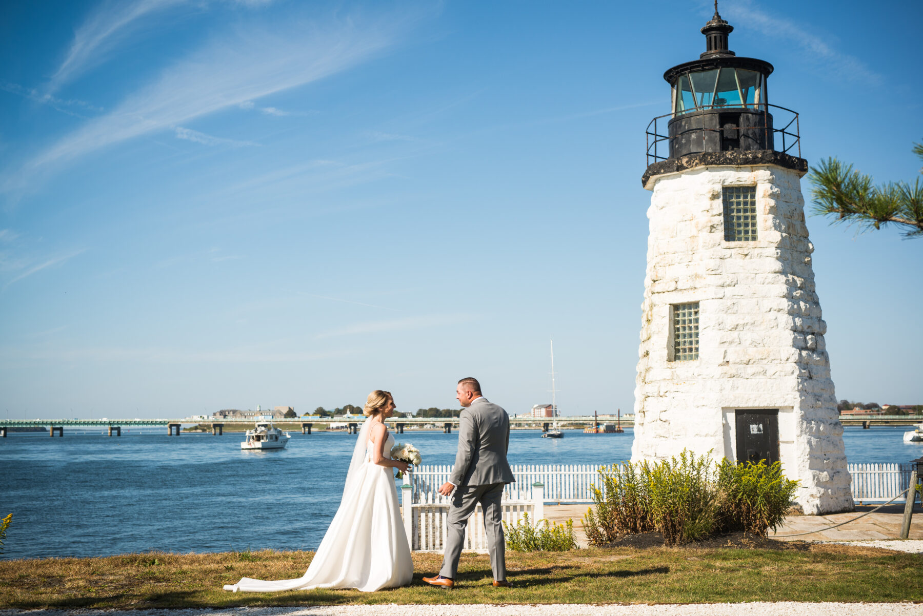 Bolhin Newport Wedding Ashley and Andre Blueflash Photography 21
