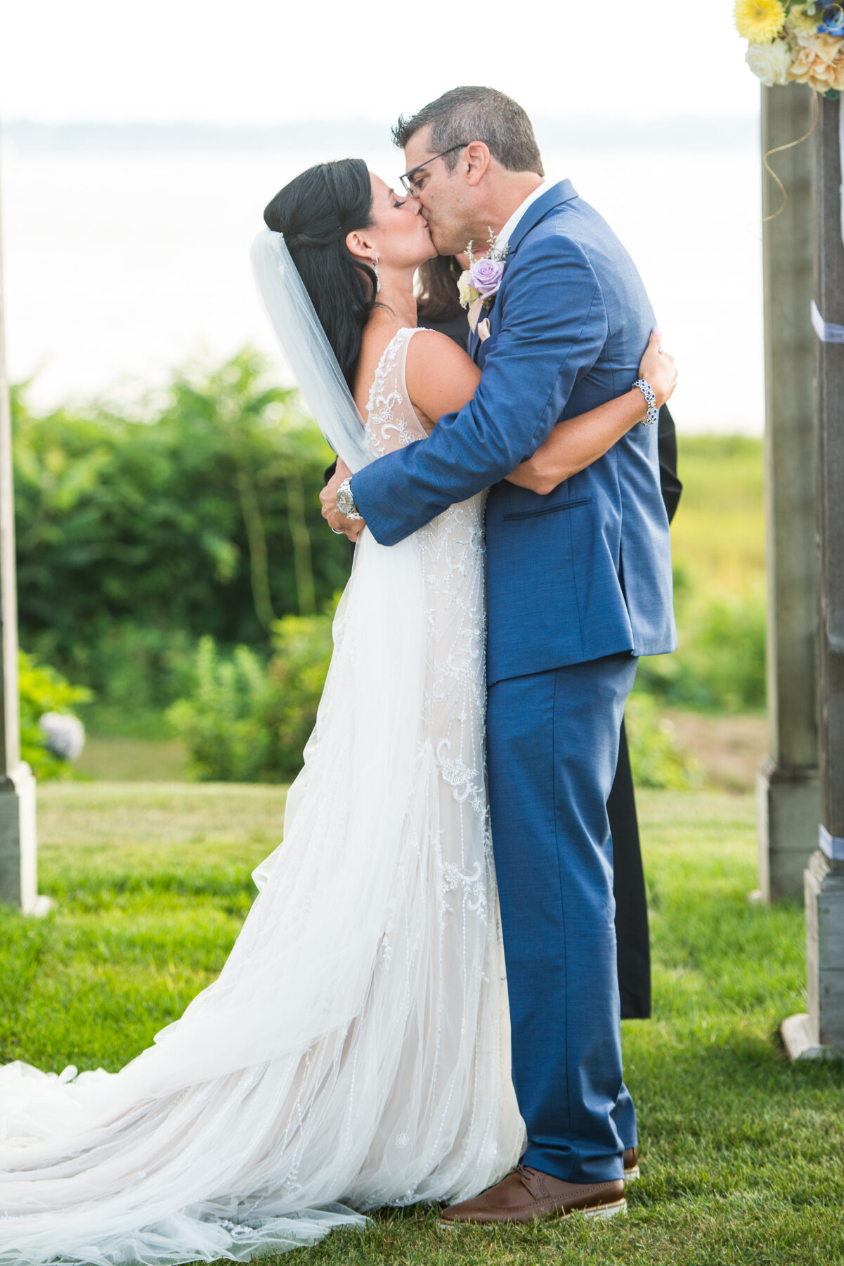 Harbor Lights Warwick Wedding Kathy and Rob Blueflash Photography 7