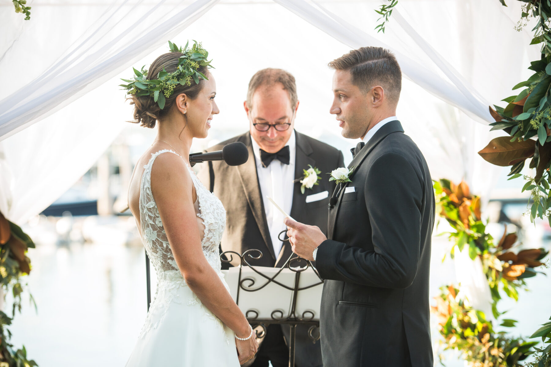 New York Yacht Club Wedding Mikayla and Josh Blueflash Photography 9