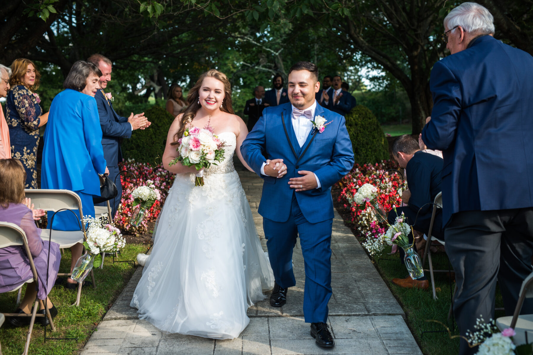 Quonset O Club North Kingstown Wedding Marissa and Alejandro Blueflash Photography 12