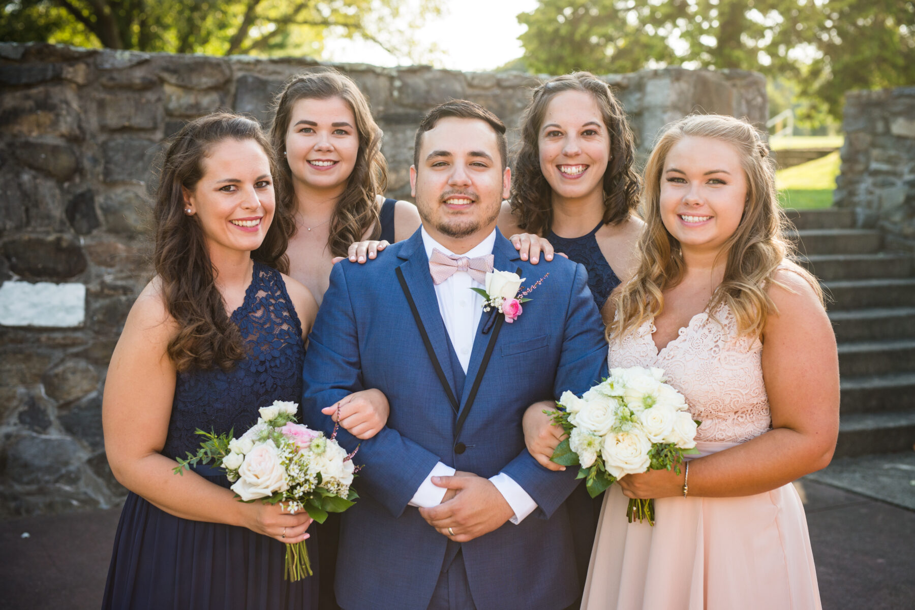 Quonset O Club North Kingstown Wedding Marissa and Alejandro Blueflash Photography 8