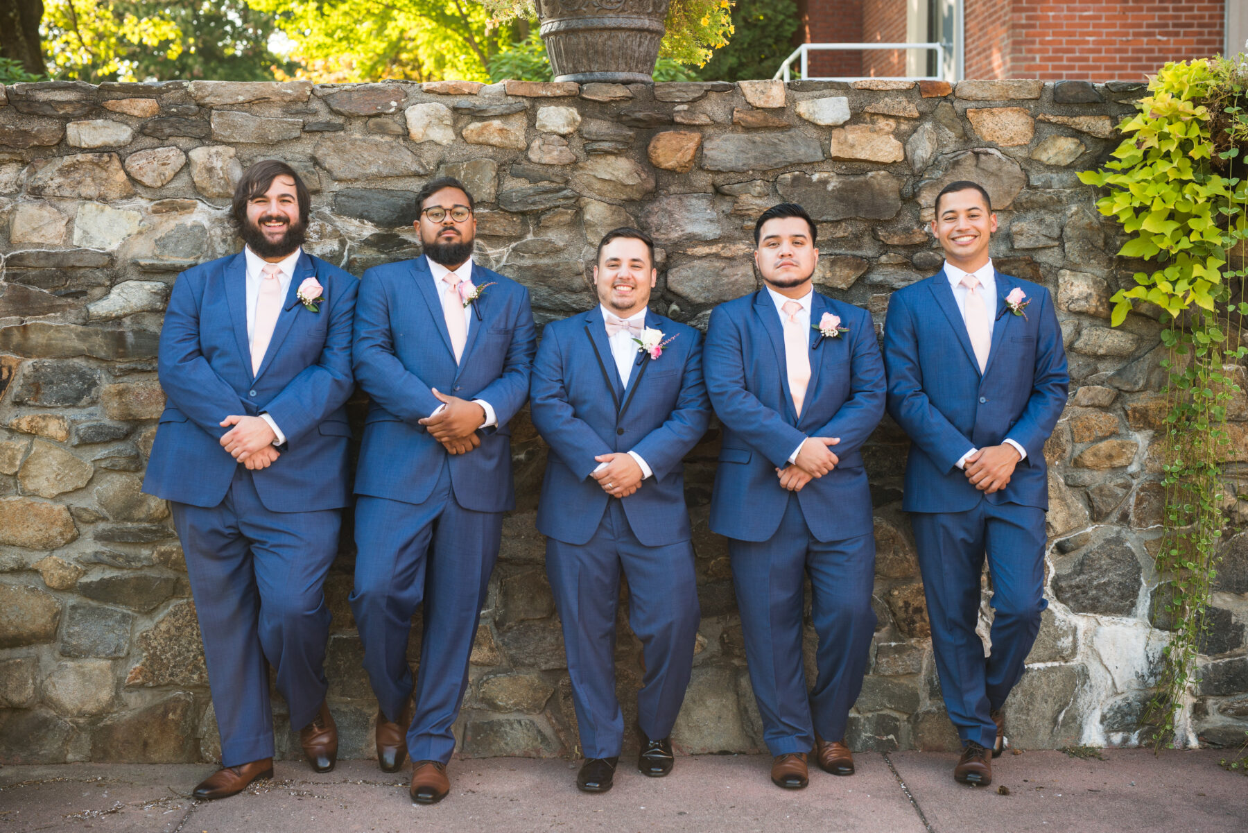 Quonset O Club North Kingstown Wedding Marissa and Alejandro Blueflash Photography 9