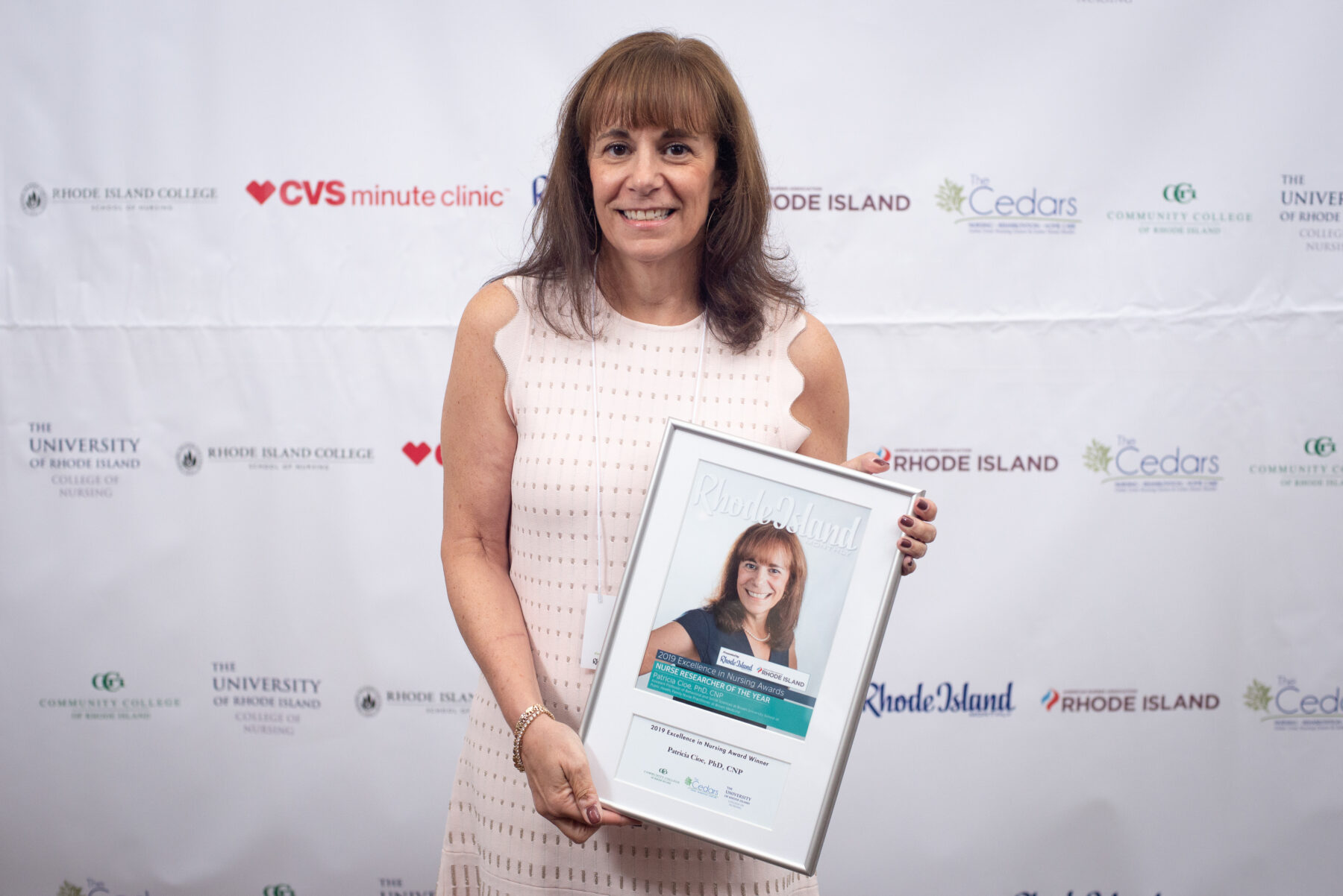 Rhode Island Monthly Excellence in Nursing Awards 2019 Kirkbrae Country Club Blueflash Photography 16