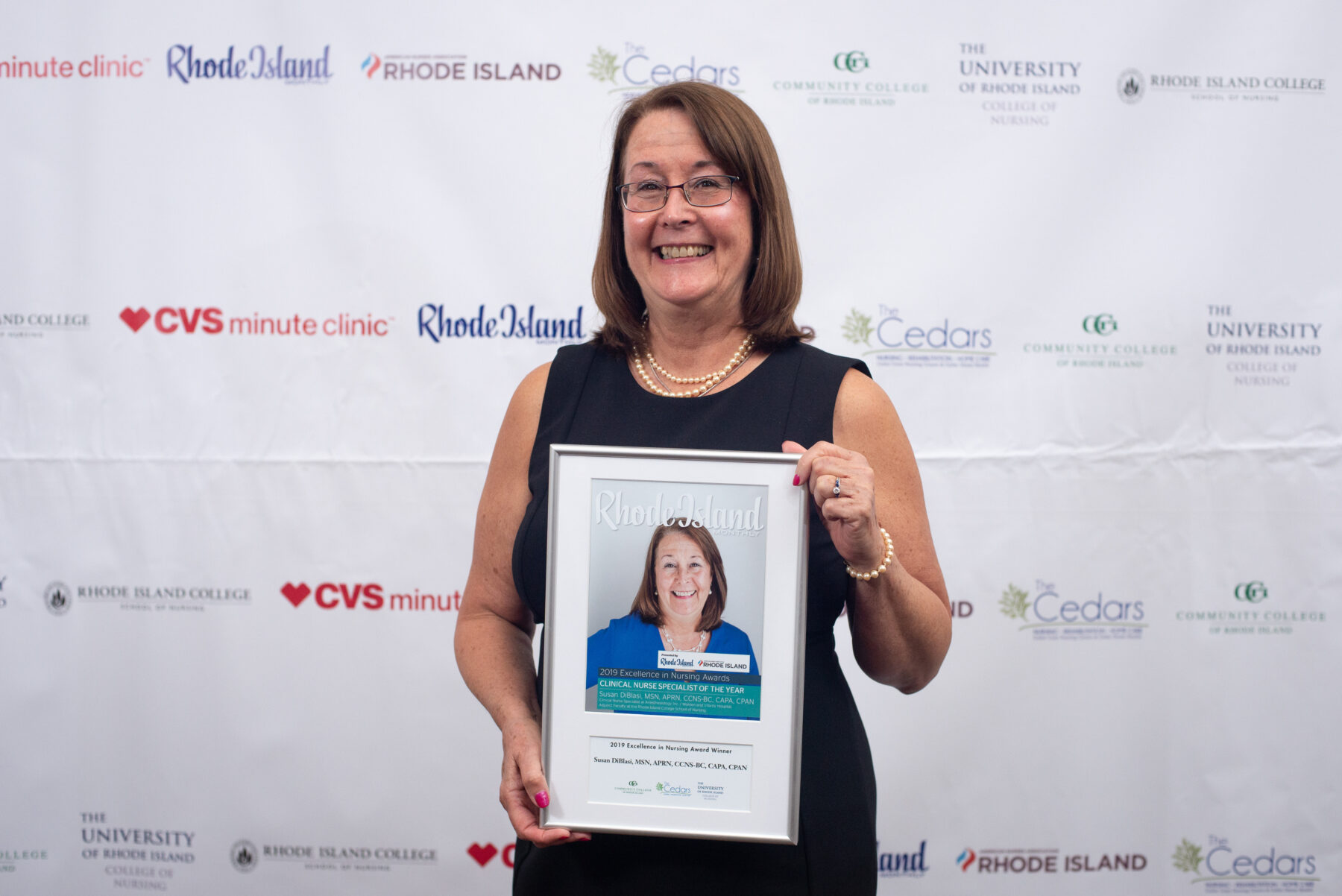 Rhode Island Monthly Excellence in Nursing Awards 2019 Kirkbrae Country Club Blueflash Photography 18