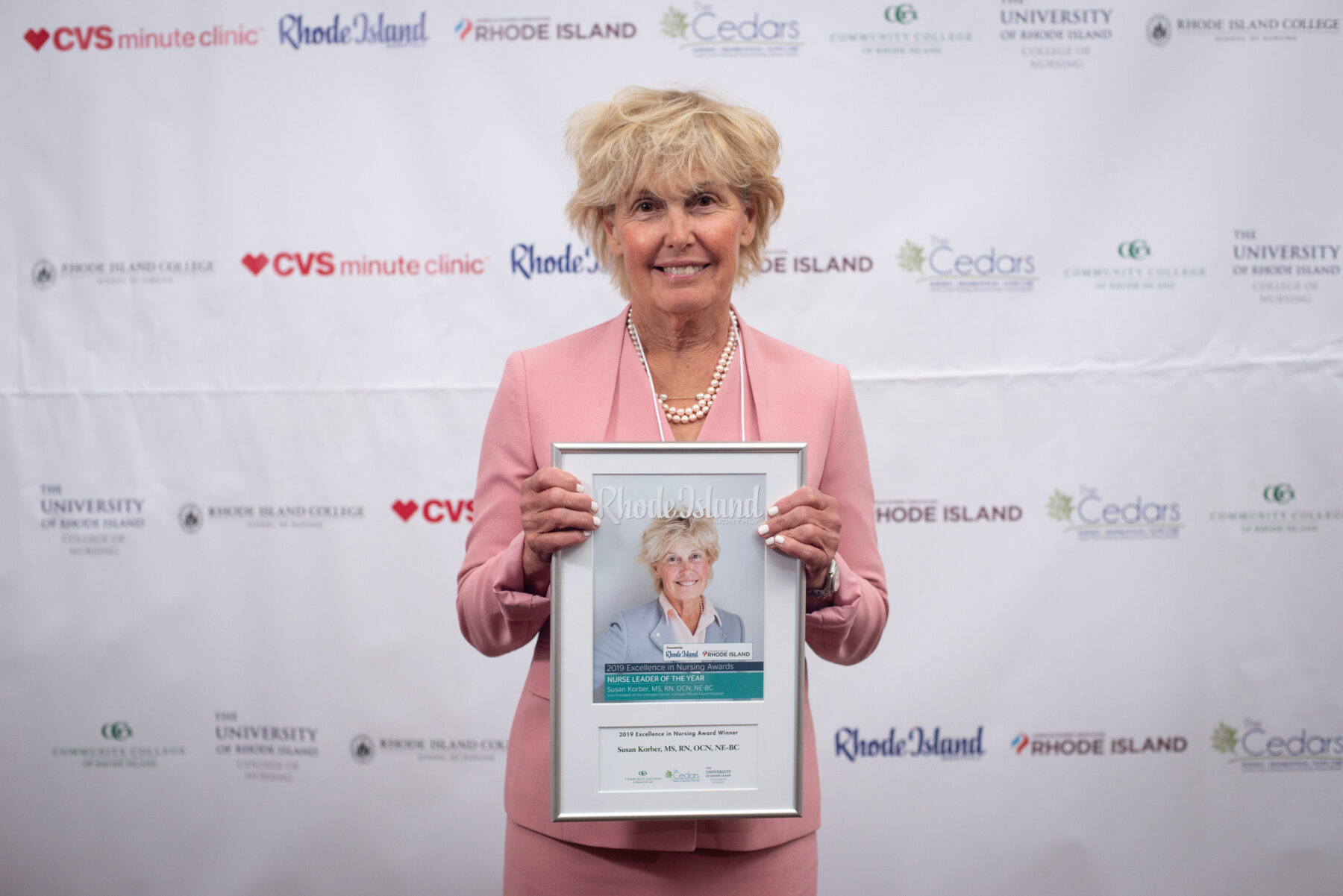 Rhode Island Monthly Excellence in Nursing Awards 2019 Kirkbrae Country Club Blueflash Photography 8