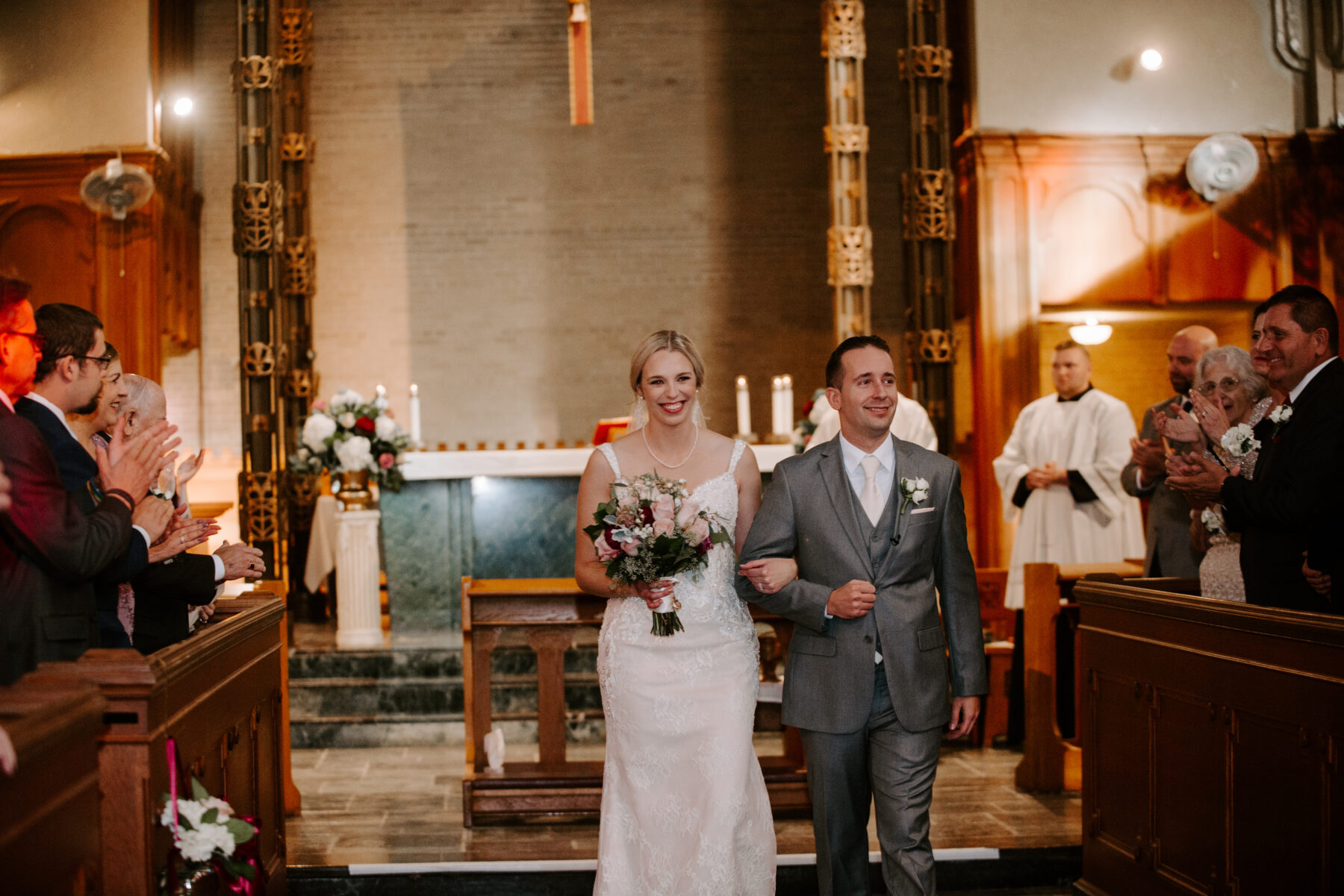 Aldrich Mansion Wedding Jess and Bill Blueflash Photography 5
