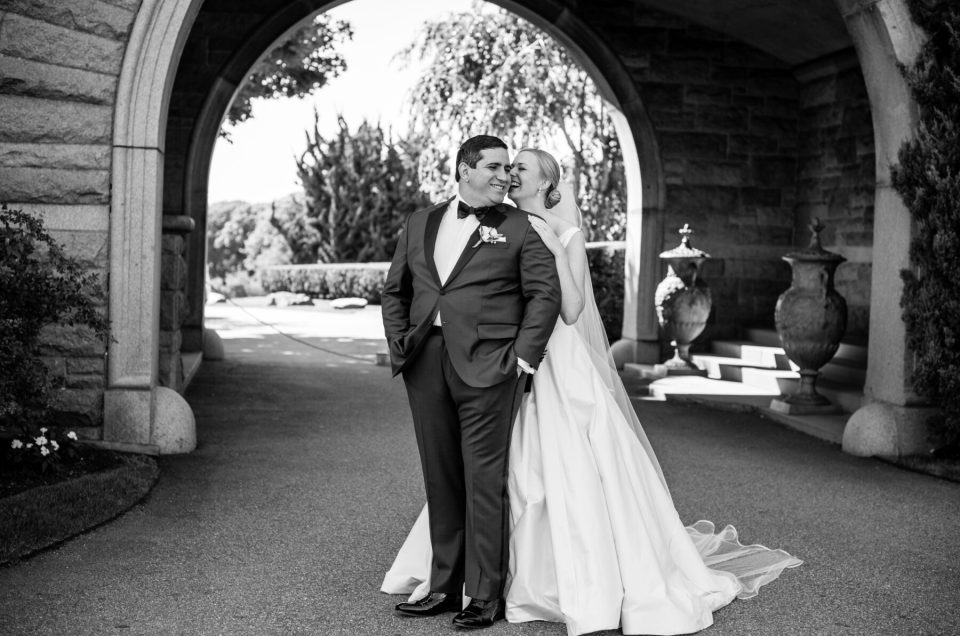 Alannah and Mike | Oceancliff Newport Wedding
