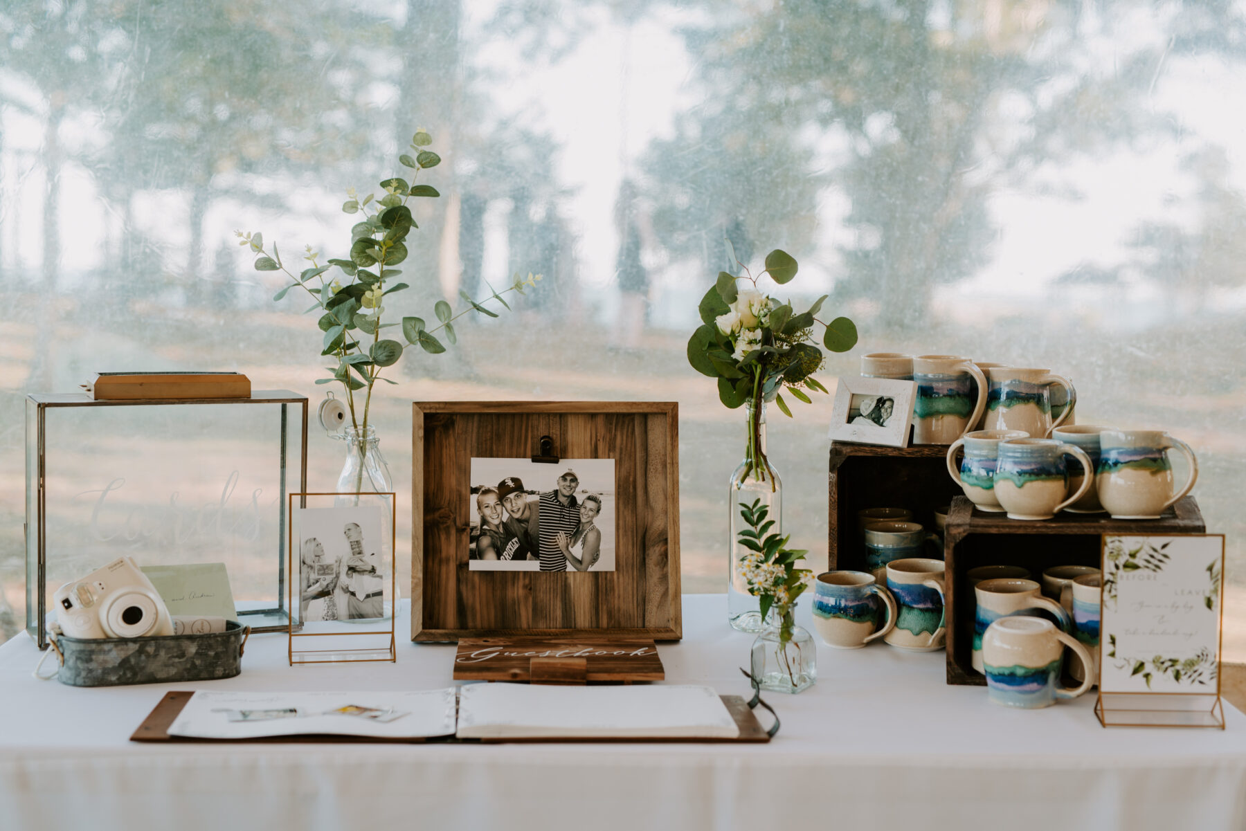 Outdoor Nonquitt Wedding Grace and Andrew Blueflash Photography 21
