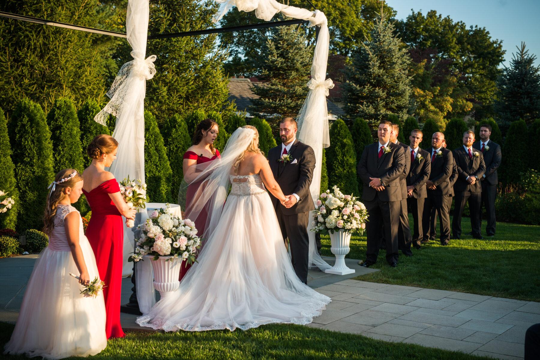 The Villa Wedding Kim and Steve Blueflash Photography 12