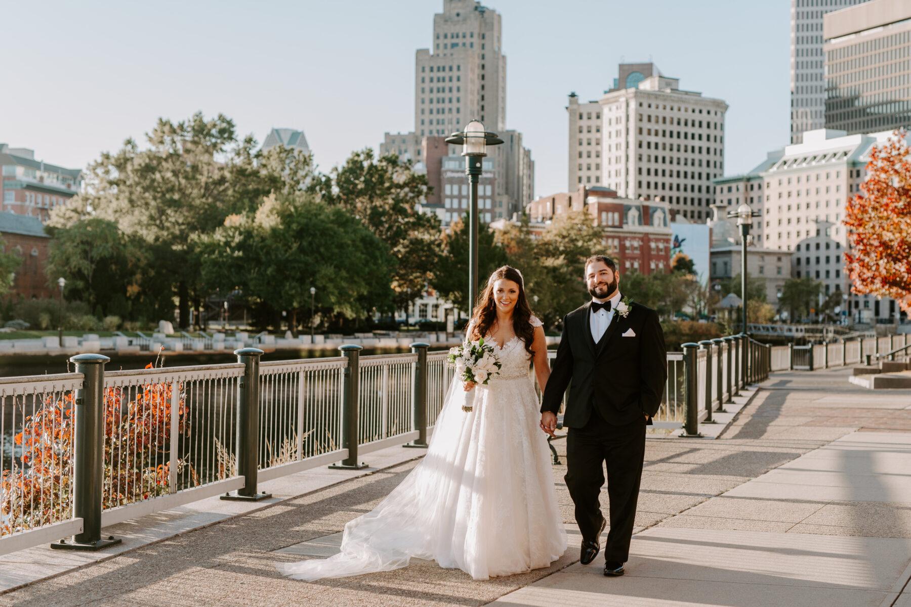 Graduate Providence Wedding Alexandria and Mike Blueflash Photography 9