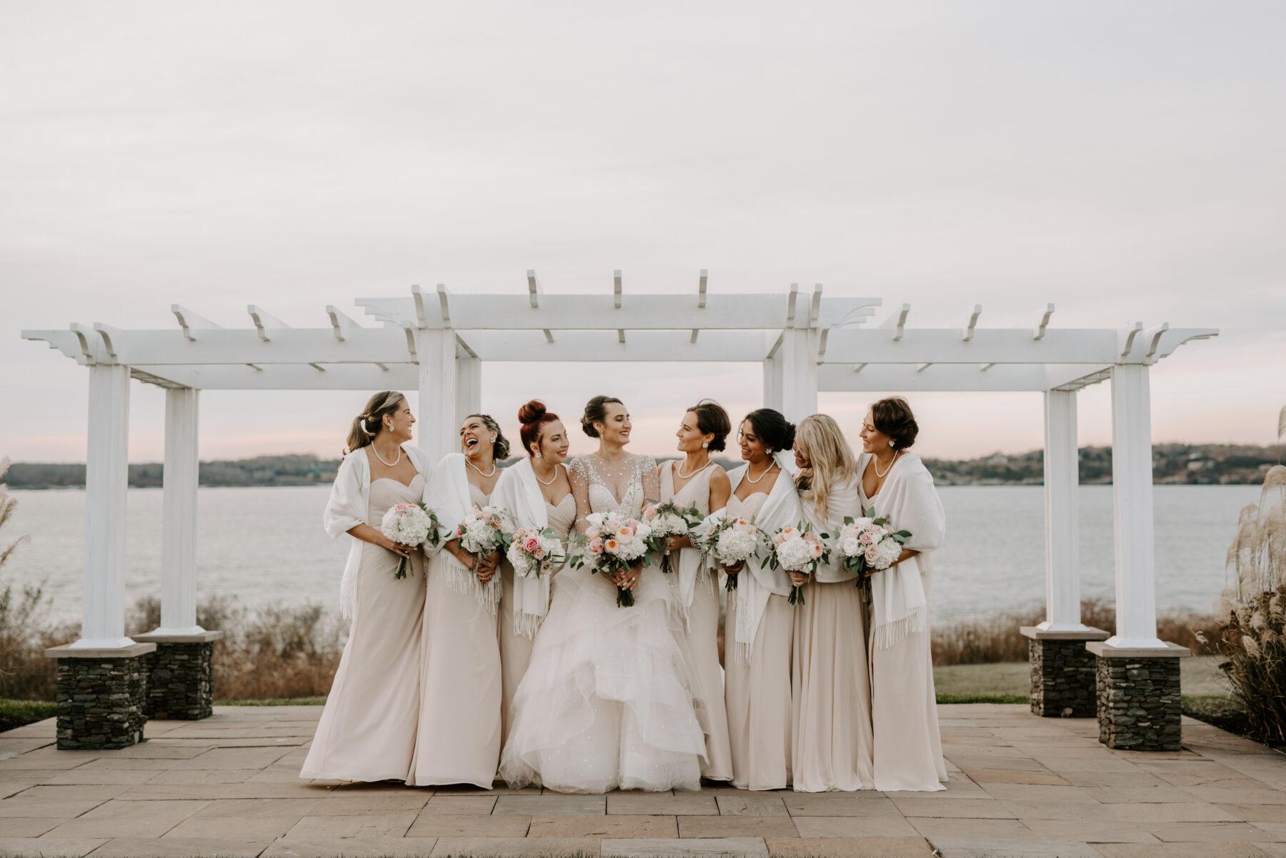 Oceancliff Newport Wedding Danielle and Scott Blueflash Photography 11