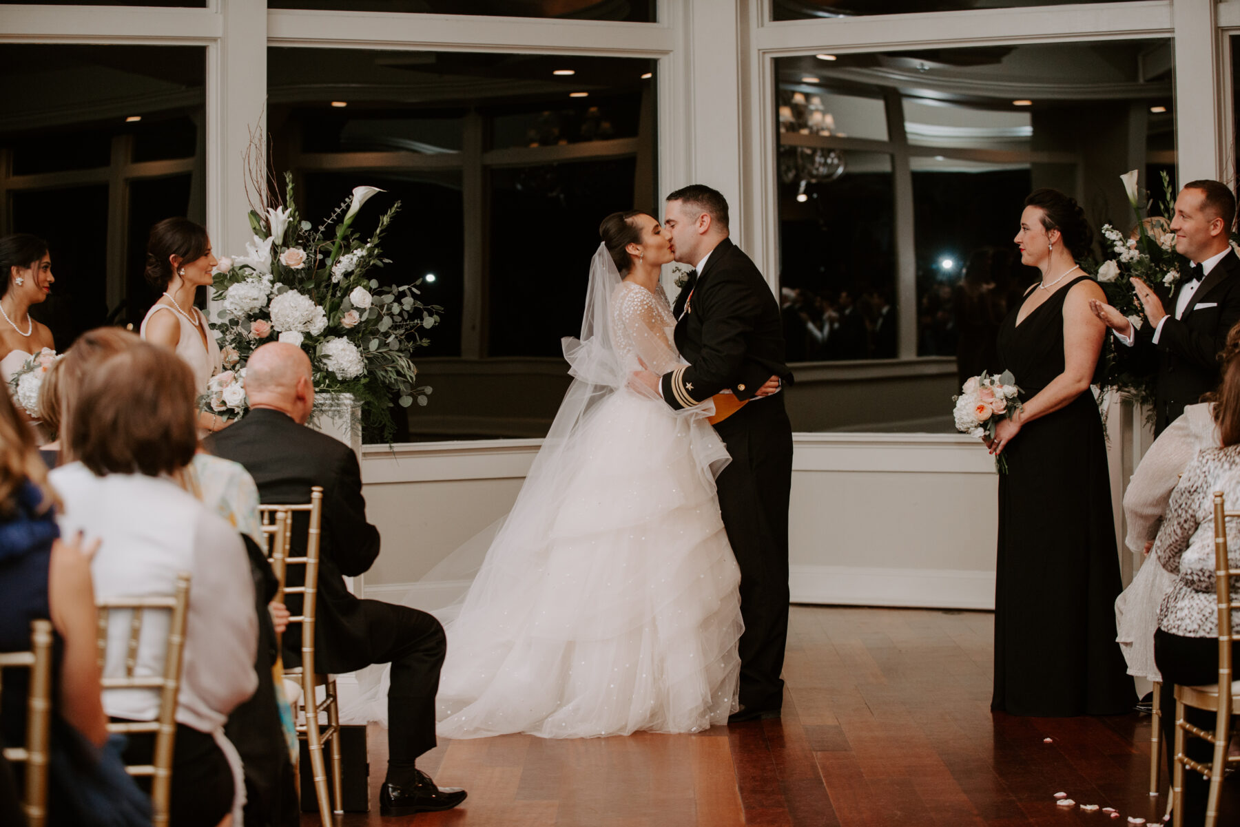 Oceancliff Newport Wedding Danielle and Scott Blueflash Photography 18