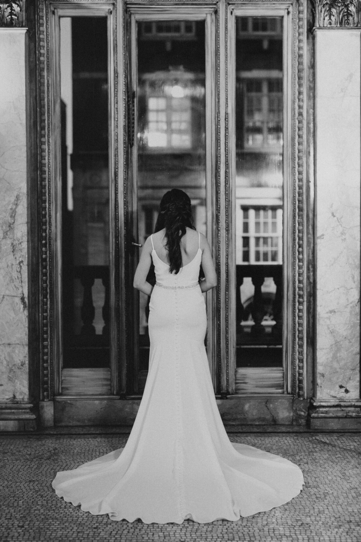 Providence Public Library Wedding Leah and Nick Blueflash Photography 8