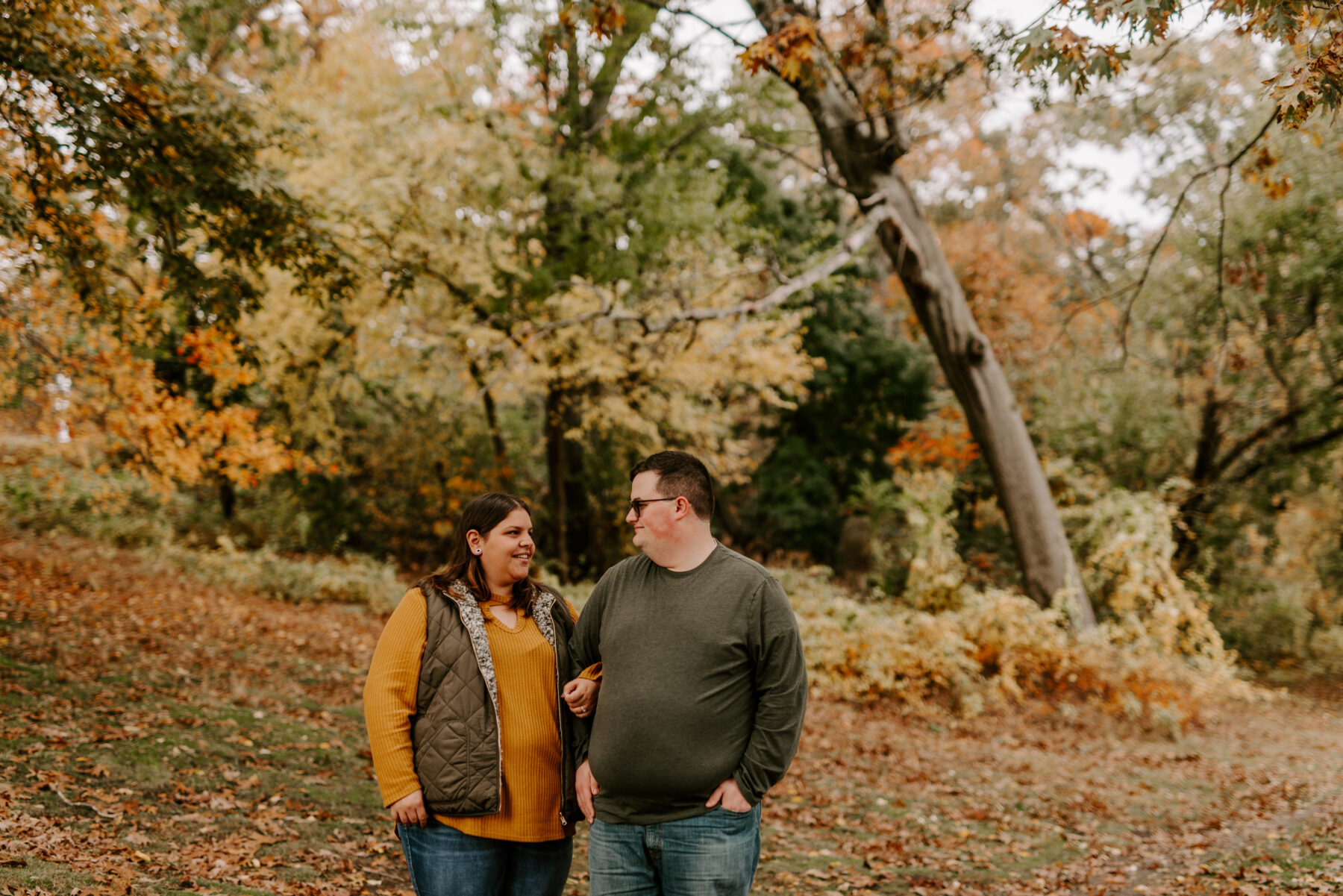 Roger Williams Park Providence Engagement Louann and Mike Blueflash Photography 5