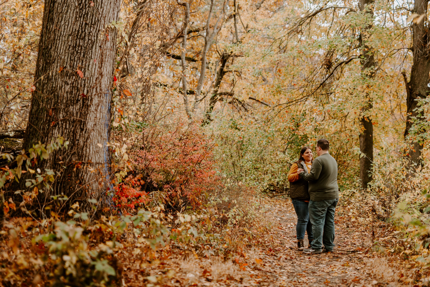 Roger Williams Park Providence Engagement Louann and Mike Blueflash Photography 9