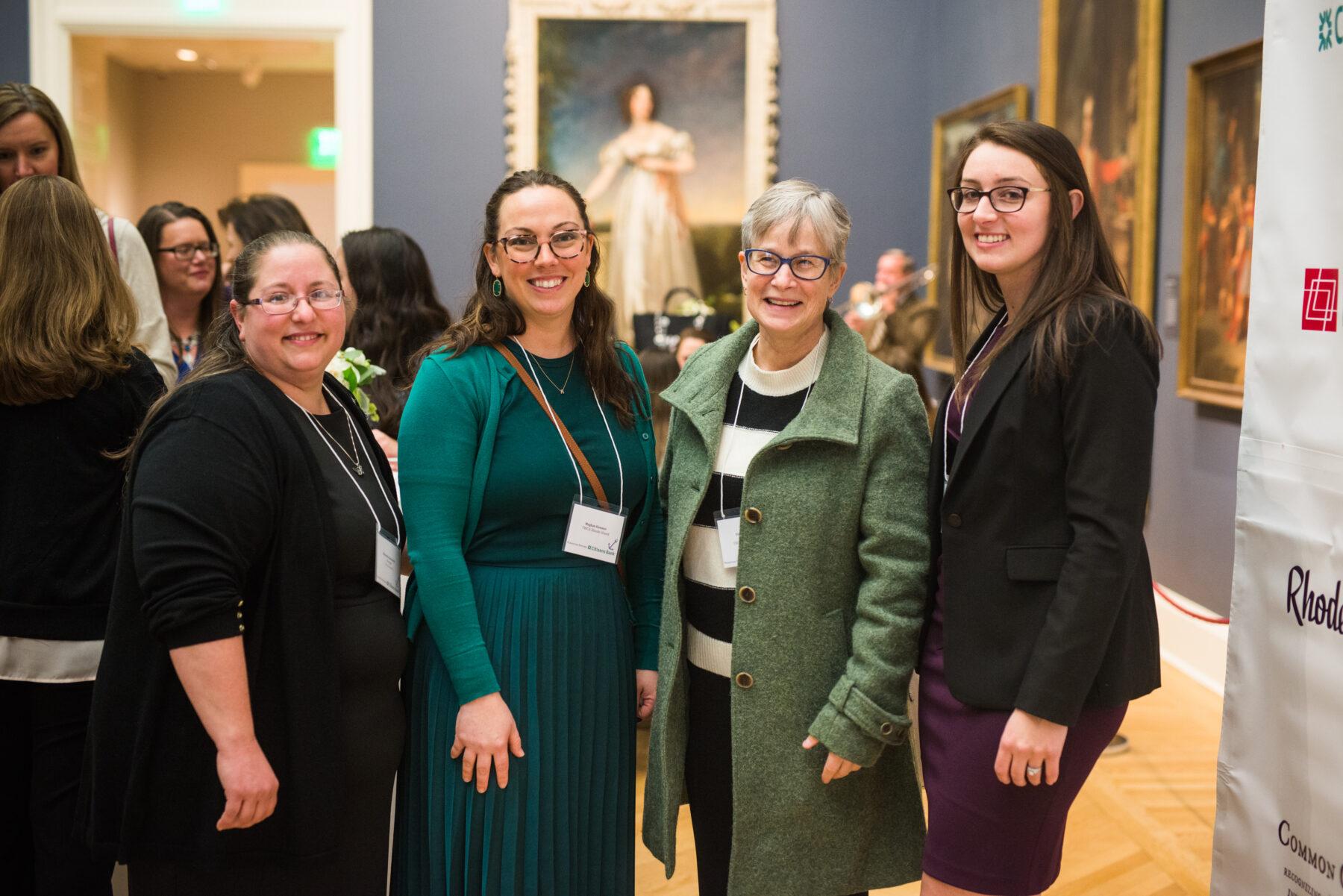 RISD Museum Providence RI Monthly Common Good Awards Blueflash Photography 8