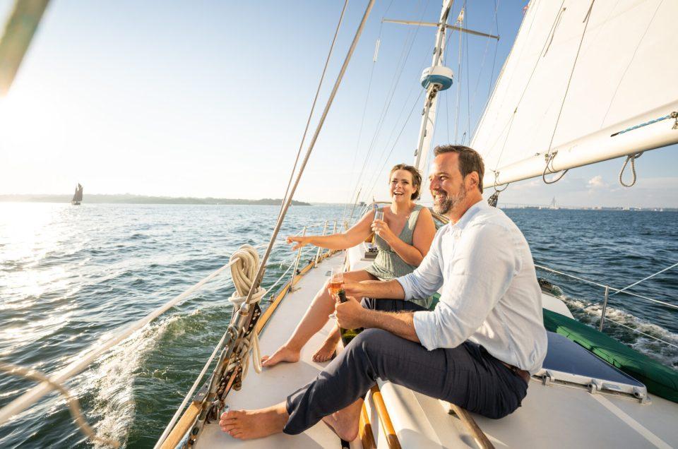 Sail Newport Proposal Jodi and Brian Blueflash Photography 19