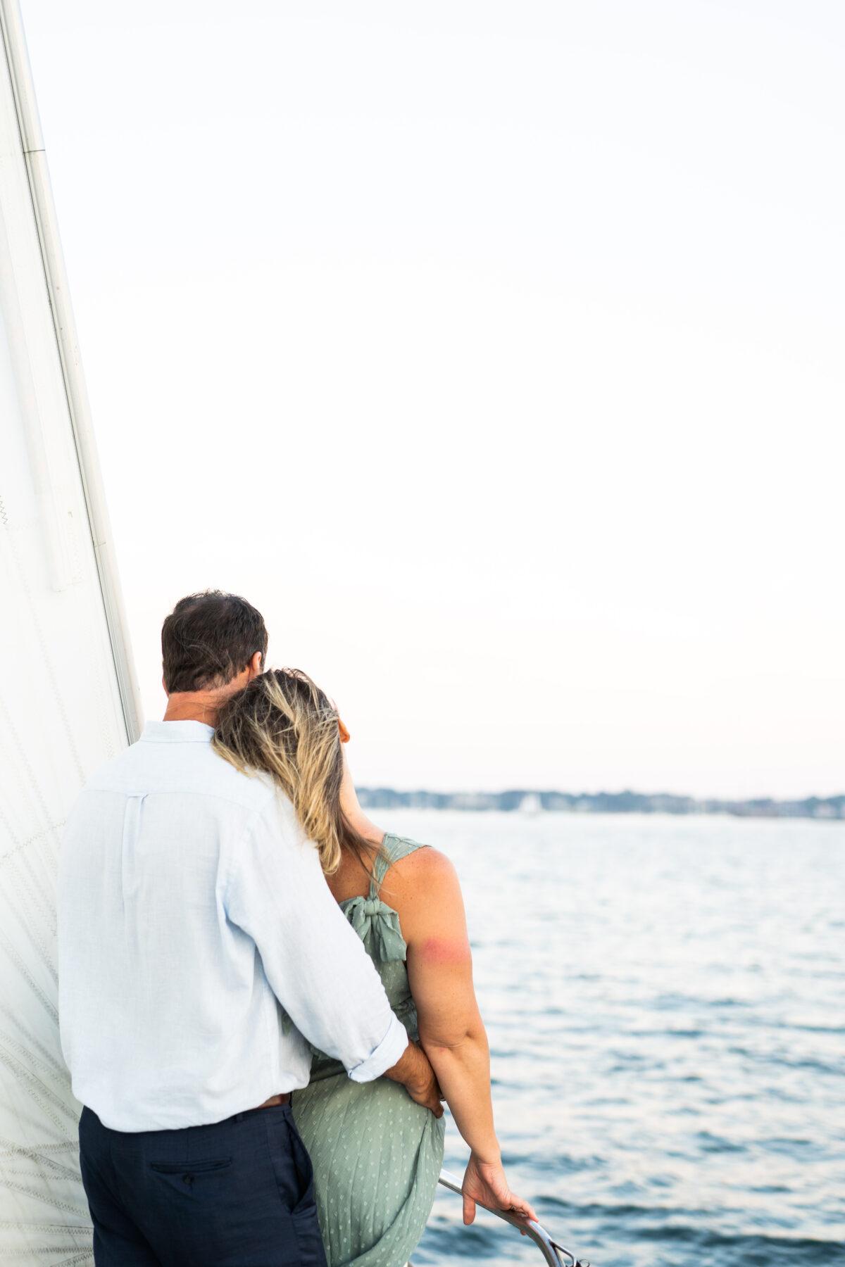 Sail Newport Proposal Jodi and Brian Blueflash Photography 4