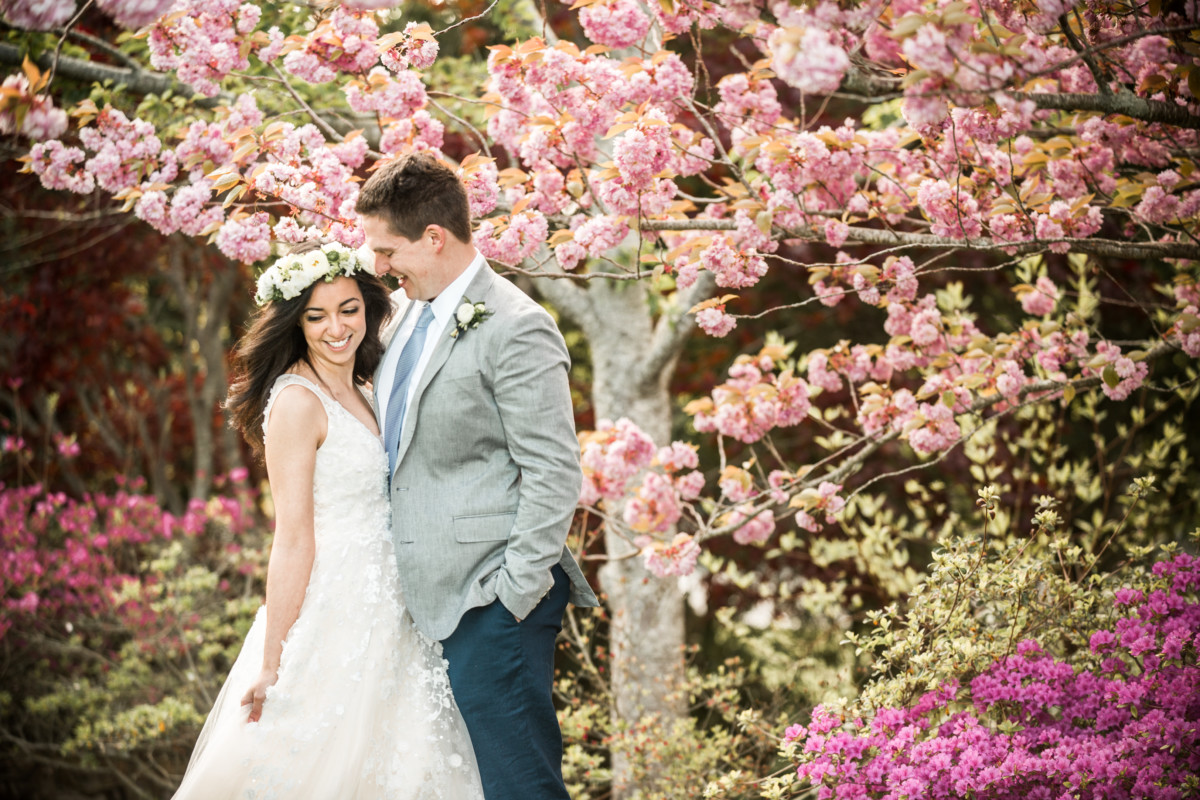 Anne and Billy   The Chanler at Cliffwalk Wedding   Blueflash Photography