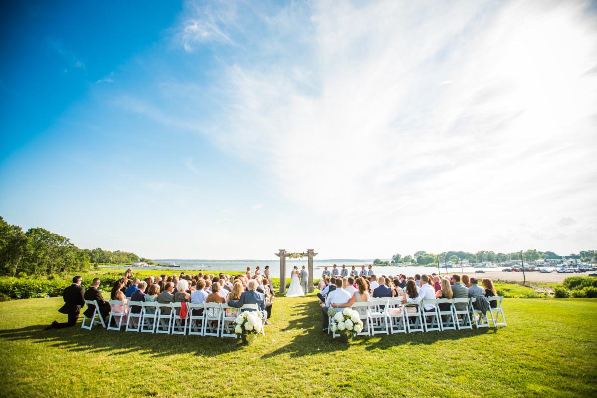 Brooke and Joel | Wedding at Harbor Lights | Blueflash Photography