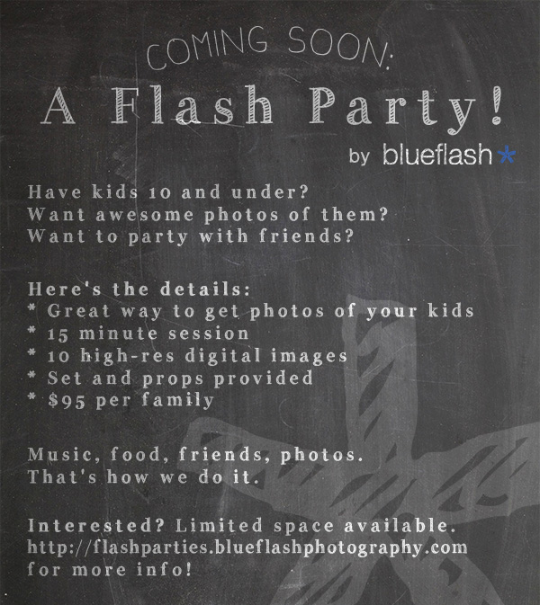 Flash Party (Pre-Party Ad) Small