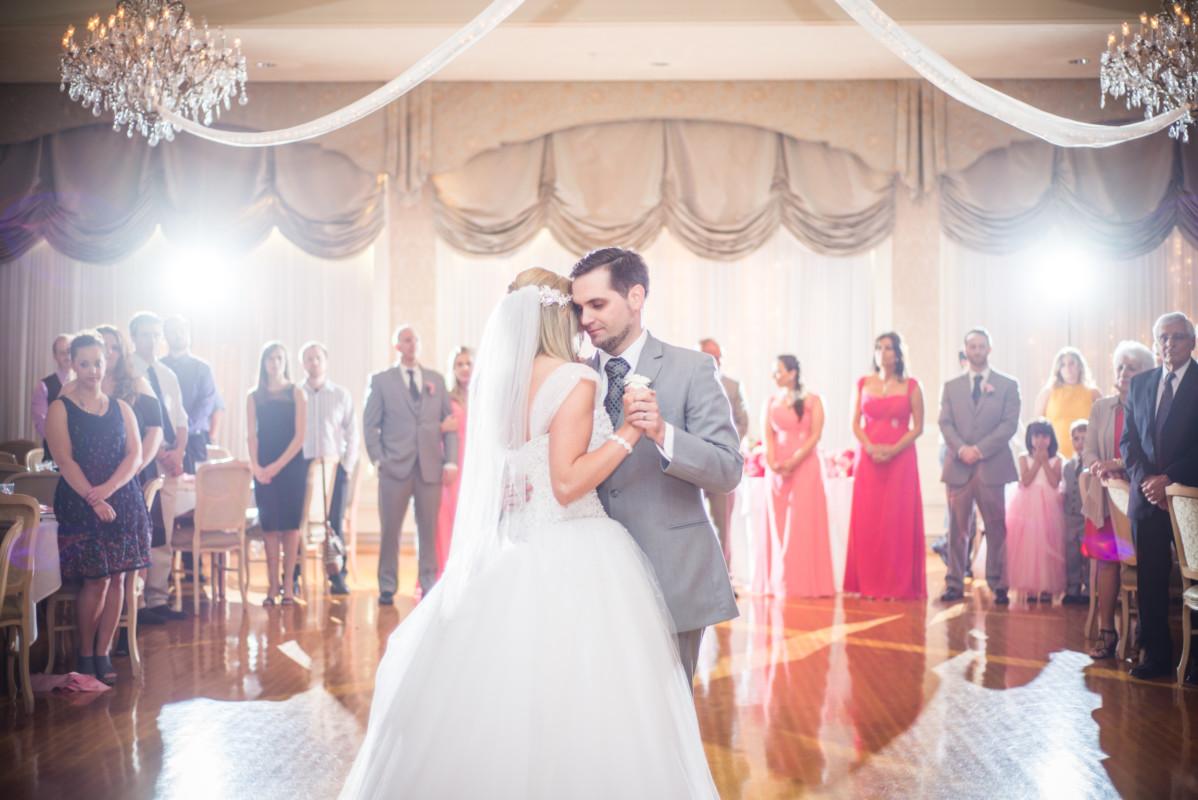 Laura and Chris | Alpine Country Club Wedding | Blueflash Photography