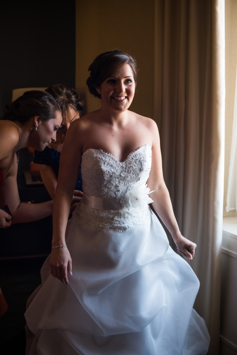 Lauren and Jimmy   Wedding at the Providence Biltmore