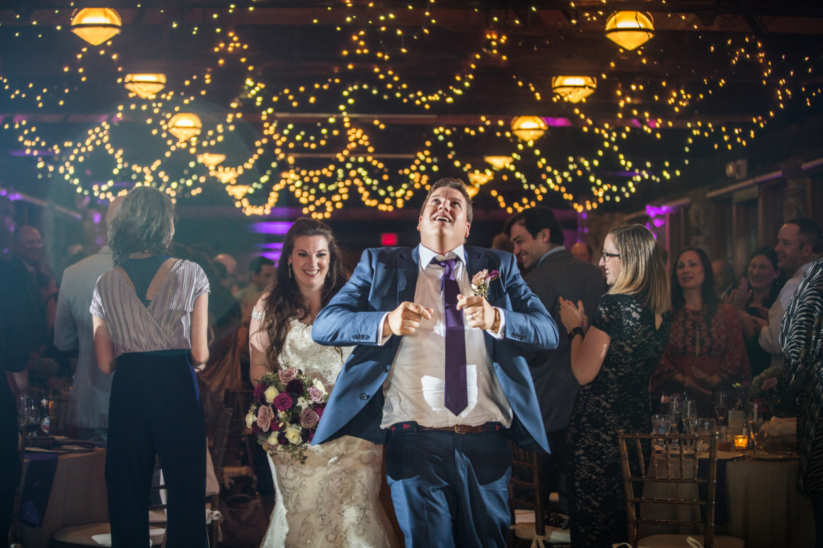 Mallory and Brent | The Narragansett Towers Wedding | Blueflash Photography