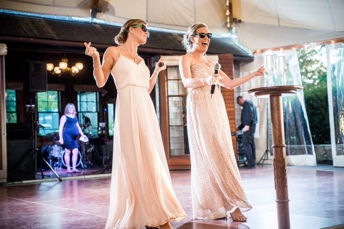 Mary and Alex   Wedding at Castle Hill Inn