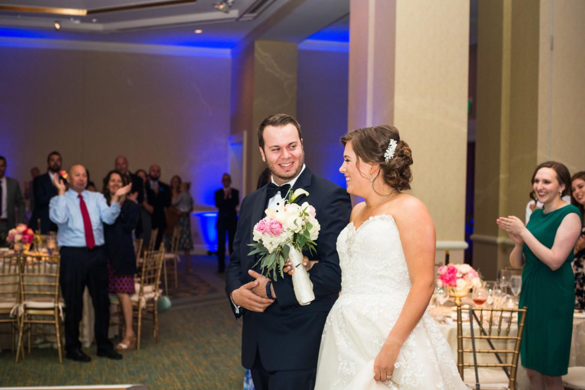 Maureen and Matt   Seaport Hotel Wedding   Blueflash Photography