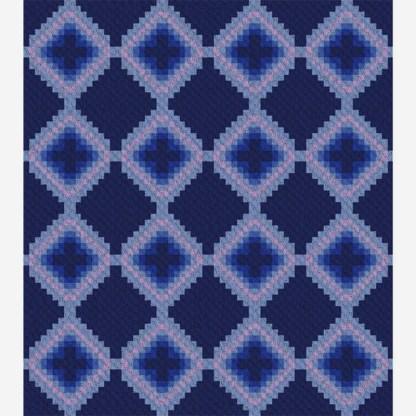 Ambiguous C2C Corner to Corner Crochet Pattern