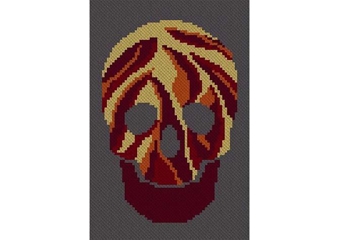 Blaze C2C Crochet Pattern
