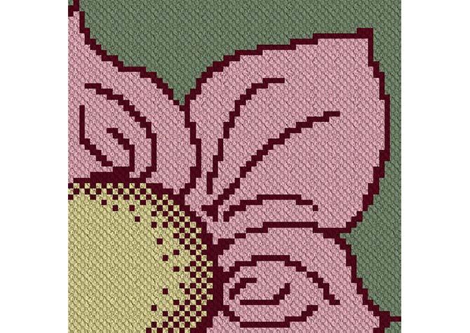 Wild C2C Crochet Pattern