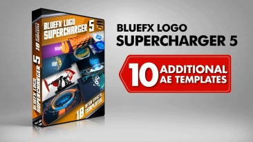 After Effects Logo Supercharger 5