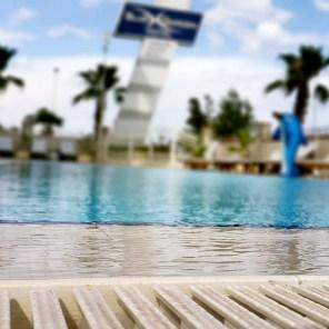 antalya yüzme havuzu konyaaltı sahilde oteller blue garden hotel (9)